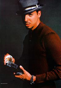 David Blaine - Magician